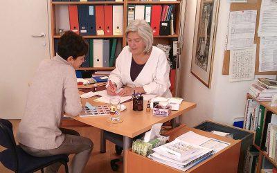 En Viena con Margot Vann Assche:  bioquímica funcional