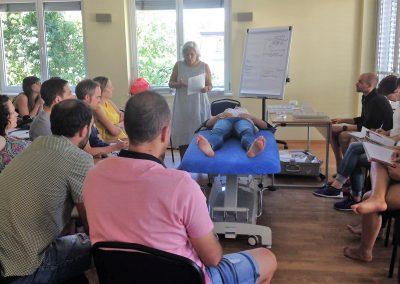 curso en Viena 2 - escuela oficial de kinesiologia holistica