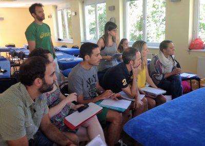 curso en Viena 3 - escuela oficial de kinesiologia holistica