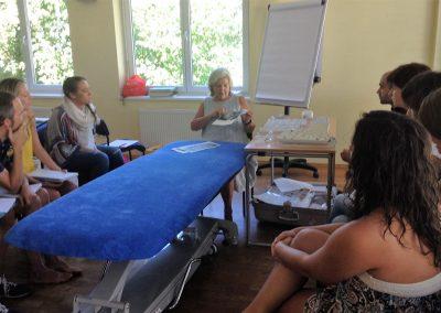curso en Viena 4 - escuela oficial de kinesiologia holistica