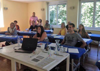 curso en Viena 6 - escuela oficial de kinesiologia holistica