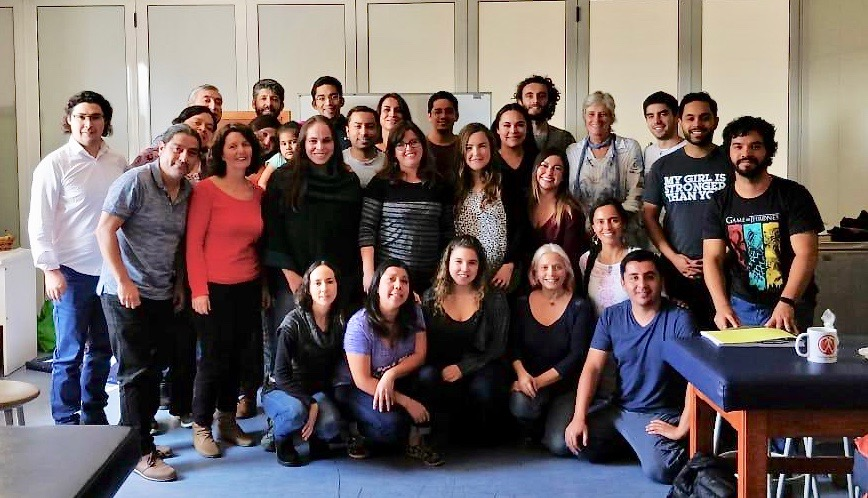 curso physioenergetica madrid - chile