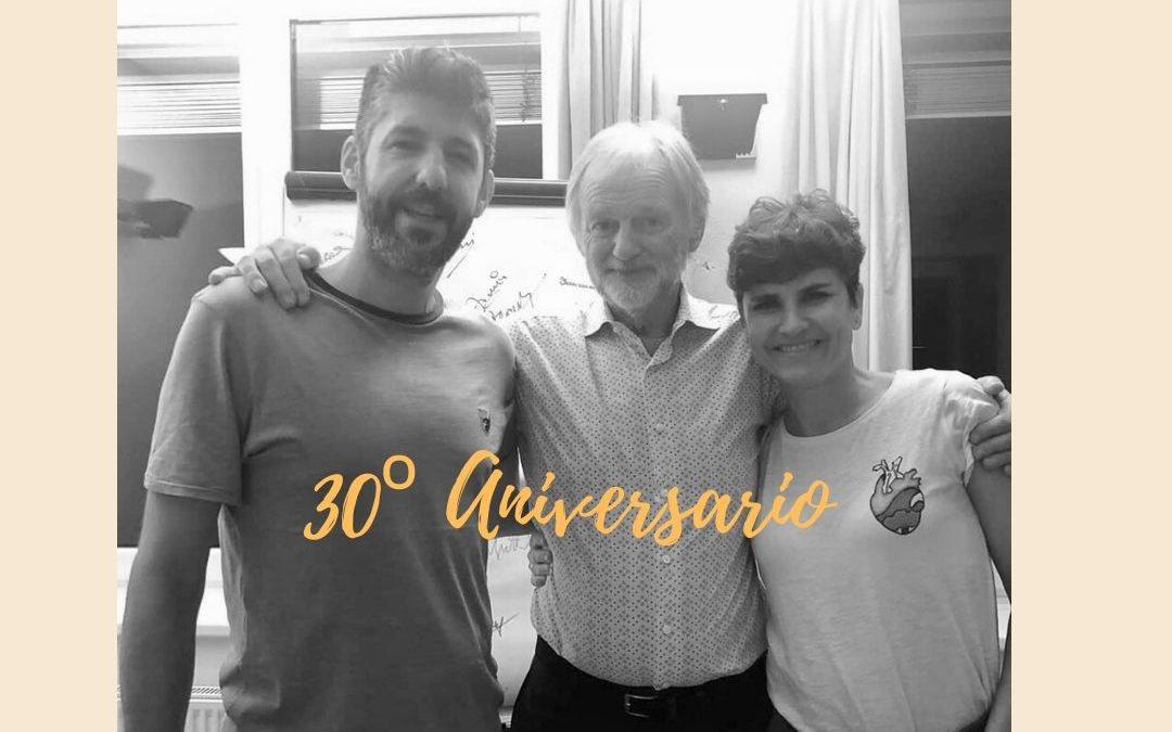 30º Aniversario de la primera escuela