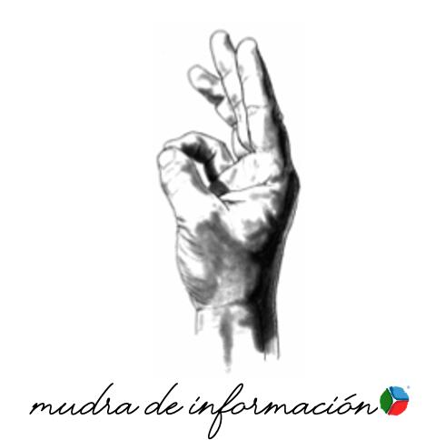 EL MUDRA DE INFORMACIÓN. ¿Cuál es su significado?